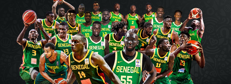 Image result for basketball world cup 2019 senegal team