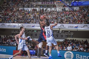 21 Lucas Faggiano (ARG), 6 Scotty Hopson (USA)