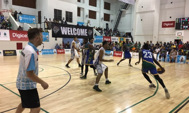 Samoa Men and Cook Islands Women crowned Van2017 3x3 Pacific Mini Games Champions