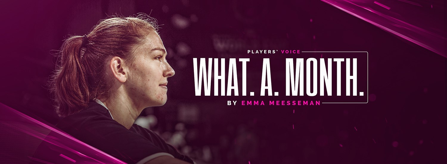Players' Voice: Emma Meesseman