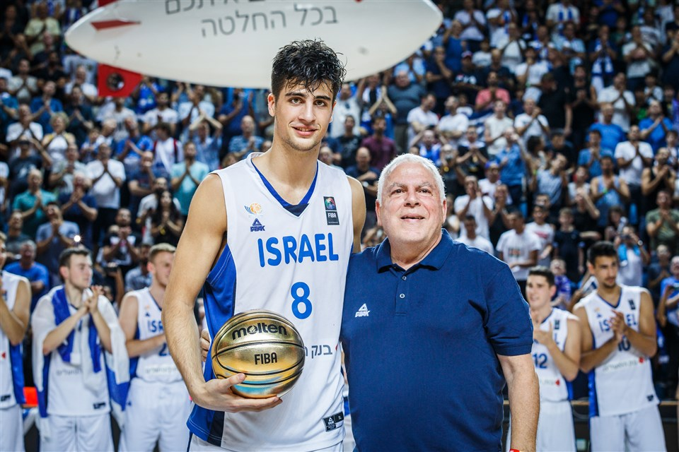 Spain and Israel dominate the All-Star Five, with MVP Avdija