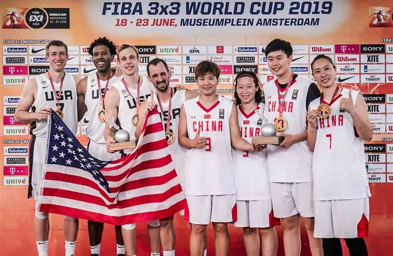 FIBA 3x3 World Cup 2019 - FIBA basketball