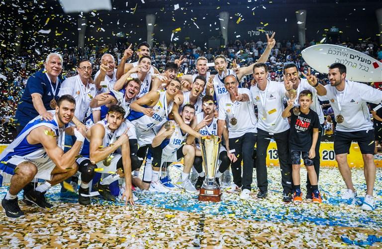 FIBA U20 European Championship 2019 - FIBA basketball