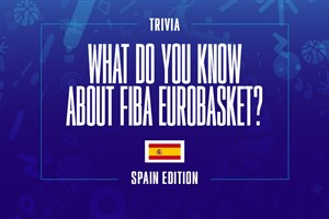 Test your EuroBasket knowledge: Spain edition