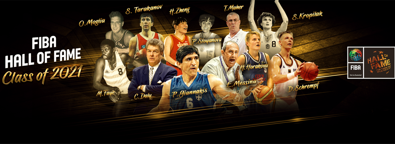 Daly, Giannakis y Messina encabezan la lista del Salón de la Fama FIBA 2021 - FIBA.basketball