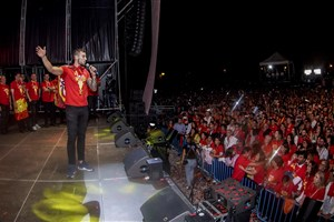 Spain celebrate title with fans in Madrid