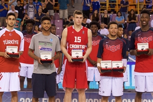 All-star 5 - FIBA U19 World Championship
