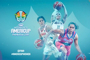 FIBA Women's AmeriCup 2019 Draw set for Tuesday