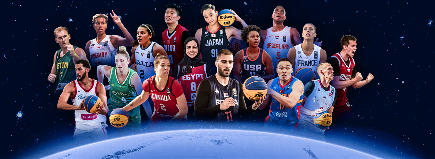 Who started 2020 as number one 3x3 player in your country?