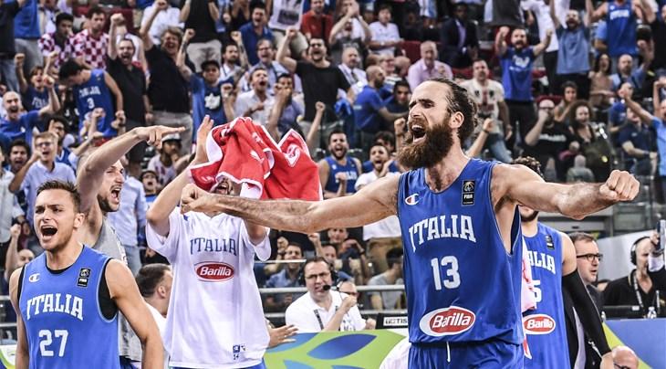 italy national basketball team 2017 eurobasket ile ilgili görsel sonucu