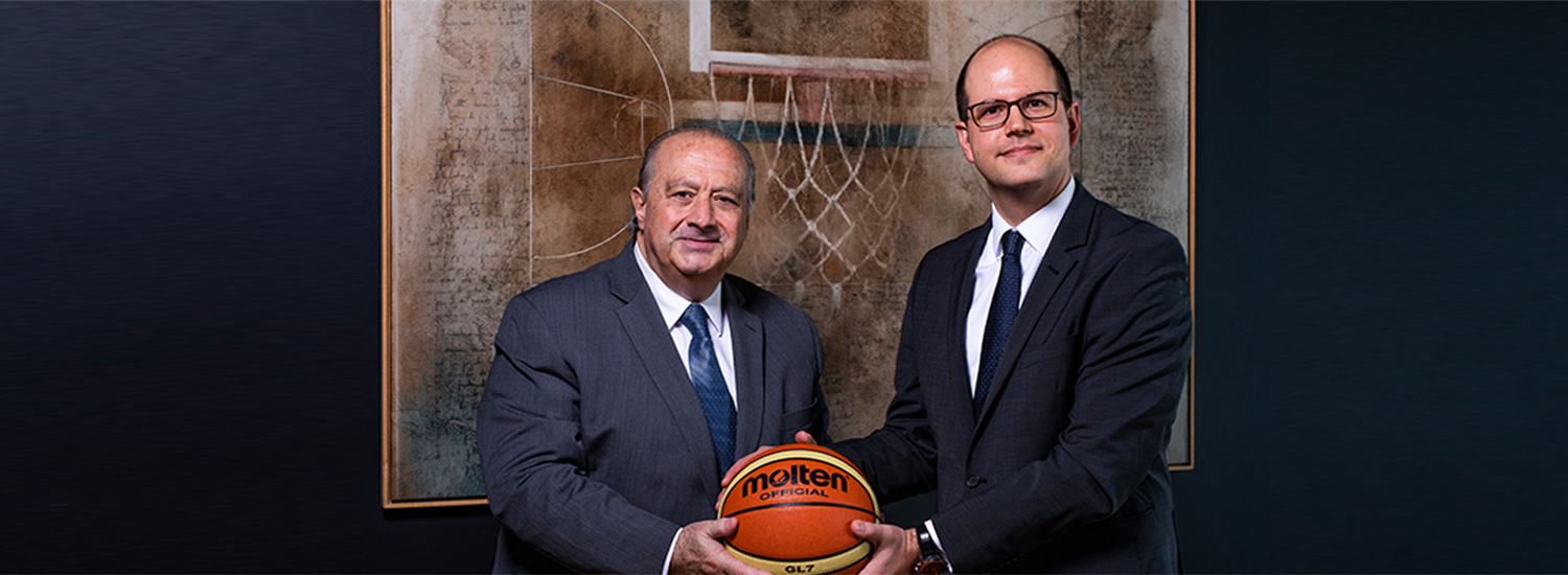 FIBA Central Board appoints Andreas Zagklis as Secretary General