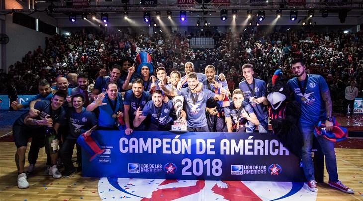 a8a2c470c20bf San Lorenzo es el Campeón de la DIRECTV Liga de las Américas 2018 - DIRECTV  Liga de las Américas 2018 - FIBA.basketball