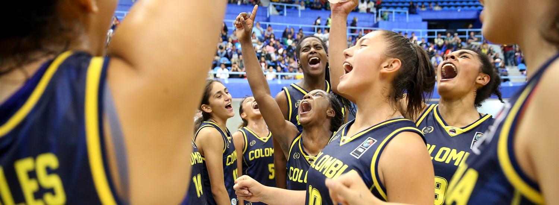 Estados Unidos vs Colombia y Canadá vs Argentina en las Semi-Finales  continentales - FIBA U18 Women s Americas Championship 2018 - FIBA .basketball 5285893bed842