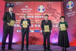 FIBA and LOC appoint Infront China to drive World Cup 2019 domestic marketing program, solicitation for event's mascot launched