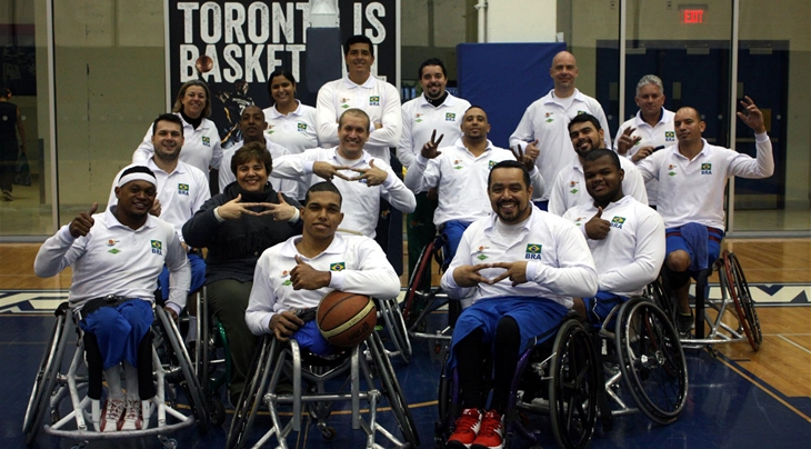 brazil wheelchair basketball on path to find success in rio fiba