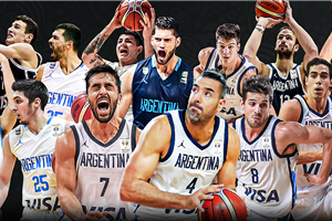 Garino, Scola, Campazzo lead Argentina's World Cup roster