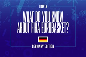 Test your EuroBasket knowledge: Germany edition