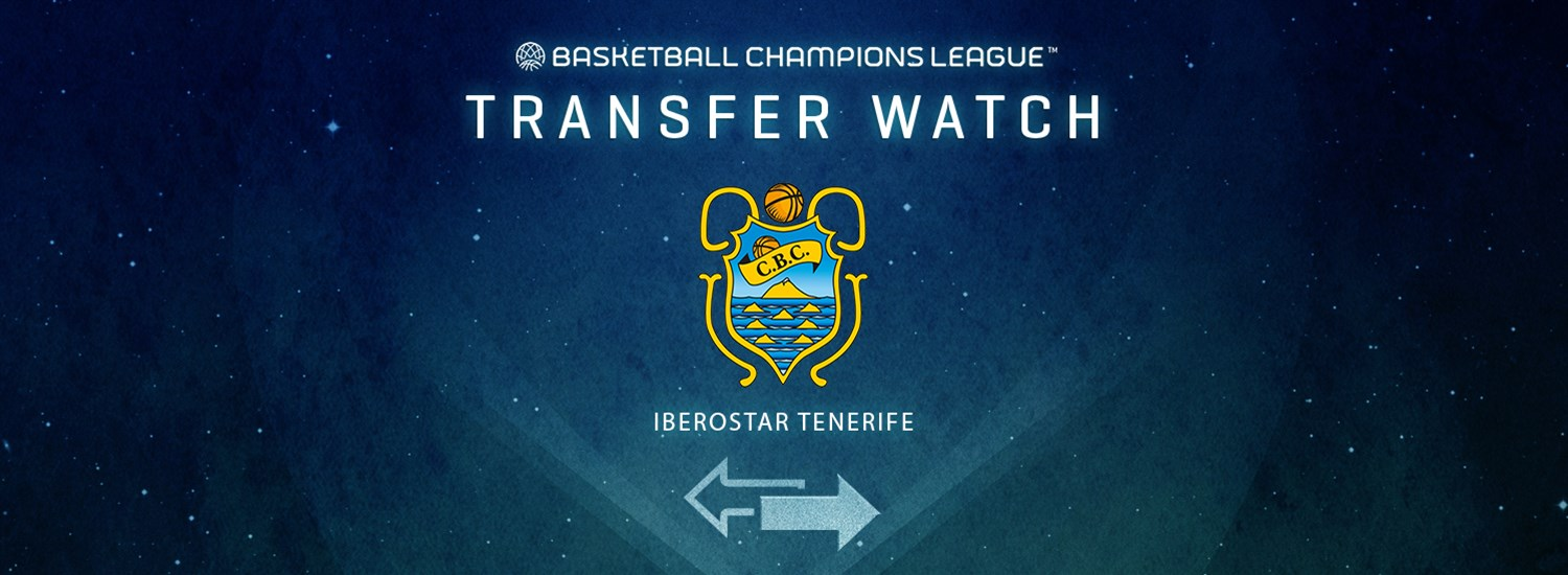 Iberostar Tenerife Transfer Watch - Basketball Champions League ...