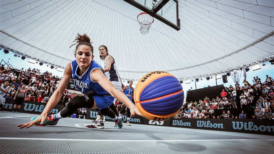 The FIBA 3x3 World Cup 2018 features 20 men s and 20 women s teams. 48132c652