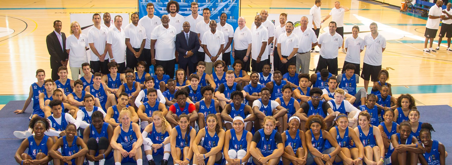 Basketball without borders NBA community outreach