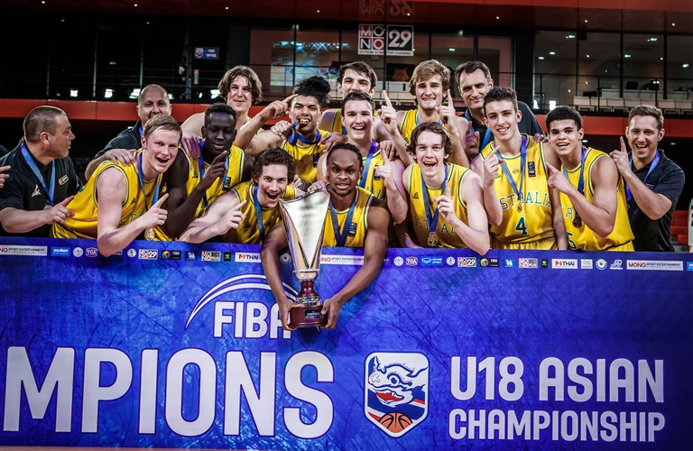 FIBA U18 Asian Championship 2018 - FIBA basketball