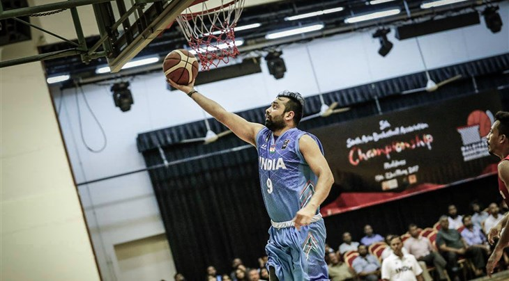 India sweep SABA 2017 to qualify for FIBA Asia Cup 2017