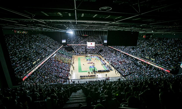 New record as Arena Dakar registers biggest crowd in African basketball history