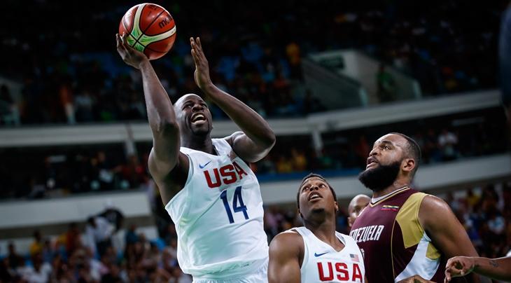 Olympic champion Draymond Green ready for USA again if needed - FIBA.basketball
