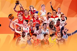 24 teams from 16 countries to compete at FIBA 3x3 Europe Cup 2019