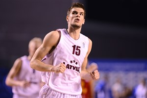 Silins excited about Latvia's future potential