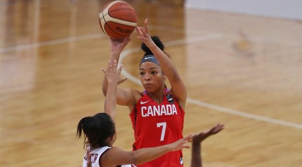 TORONTO (Campeonato FIBA Sub-18 Femenino de las Américas 2018) - Canadá  Basketball anunció hoy las 20 atletas invitadas al Campamento de  Entrenamientos del ... 22c80bb87948a