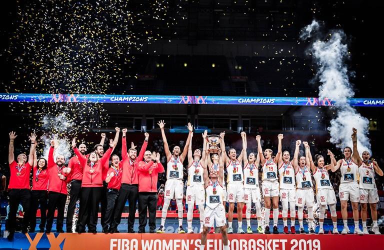 Eurobasket 2019 Schedule FIBA Women's EuroBasket 2019   FIBA.basketball