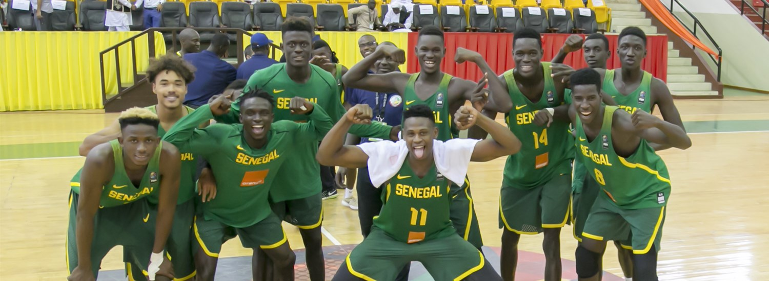 a3a4b682768 Top 5 Performances from Day 7 of the  FIBAU18Africa 2018 - FIBA U18 ...