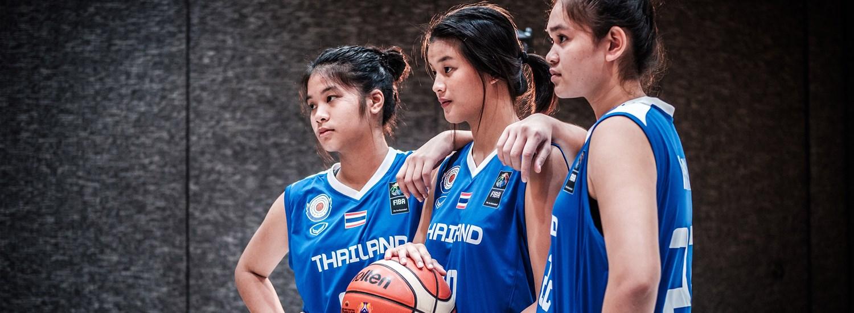 Bangkok awaits the start of FIBA U19 Women's Basketball World Cup 2019 as rosters confirmed