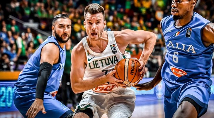 Αποτέλεσμα εικόνας για lithuania juskevicius eurobasket 2017