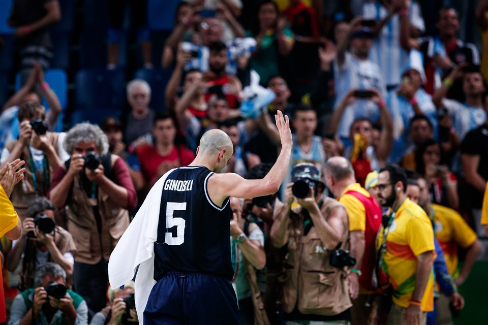 wholesale dealer 609c7 e720b Emmanuel David Ginobili, or  Manu  as he is more commonly known, has been  retired for nearly a whole season, but his legacy on the game of basketball  is ...