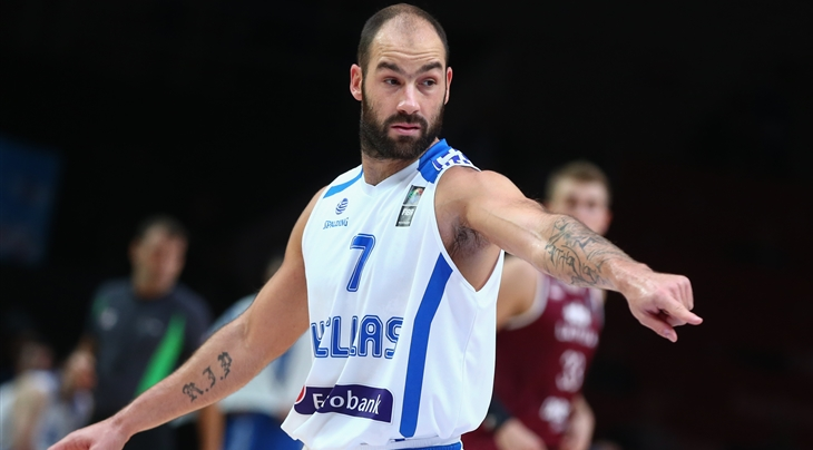 Spanoulis bids farewell to national team  Bourousis and Zisis also call it  a day for Greece 1a195bce540