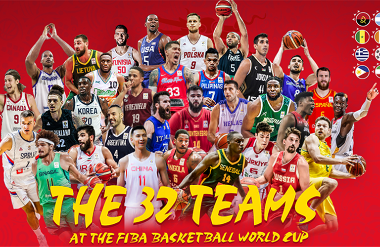 FIBA Basketball World Cup 2019 European Qualifiers 2019 - FIBA