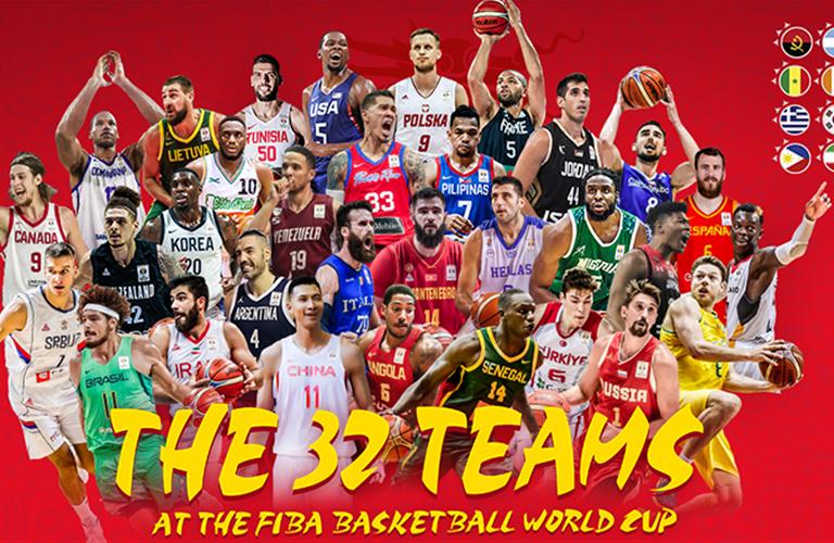 Fiba Basketball World Cup 2019 Field Complete