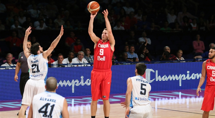 Stauskas hopes Canada can overcome 'experienced' foes in