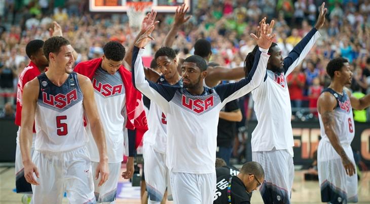 US Olympic Women's Basketball Team announced