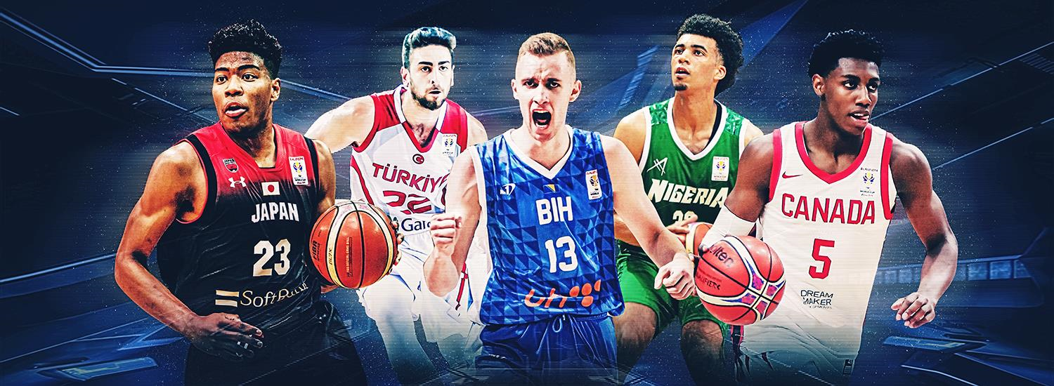 da1831b1d53fe2 21 players under 21 who are rising in the Qualifiers - FIBA ...
