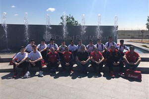 Chile U17 National Team lives an enriching experience in Spain