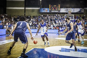 Demario Aquan Mayfield (PRIS), Z Mobile Prishtina Vs Donar Groningen FT