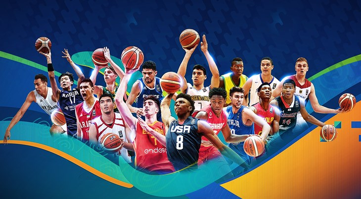 3bc23672cf0d6 All you need to know about the FIBA U19 Basketball World Cup 2017 teams