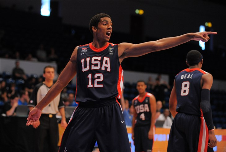 What happened to the winners of the first FIBA U17