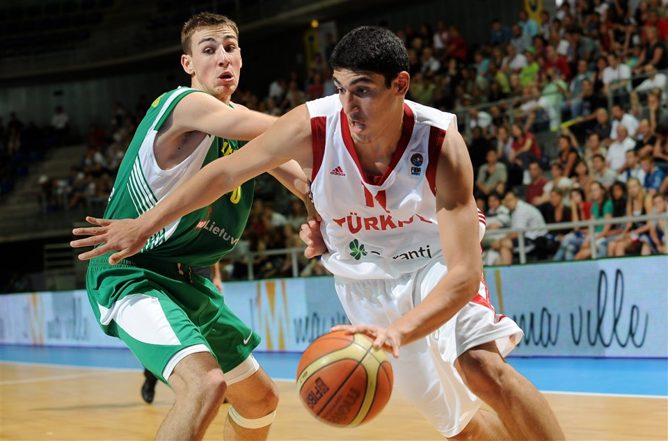 pretty nice 00f26 258d2 That s 67 points and 44 rebounds in the two most important games. Kanter  was just unlucky to run into Serbia, leaving him without a chance to win  gold.