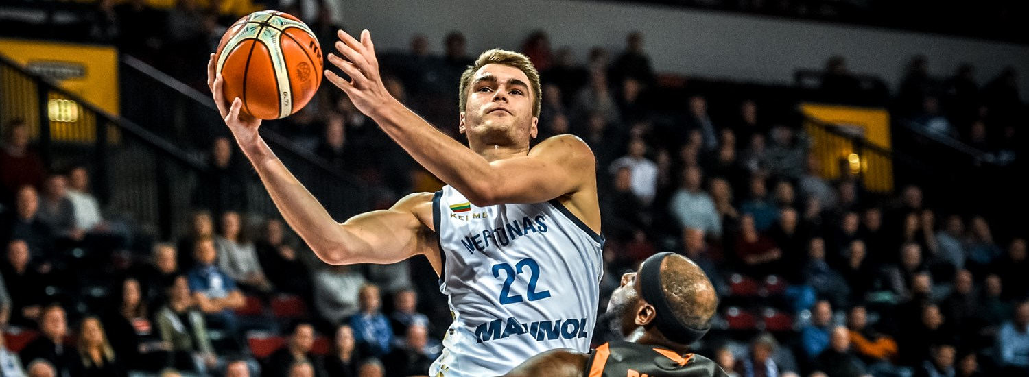 91bb38c1d Move to Neptunas puts new wind in Masiulis  sail - Basketball ...