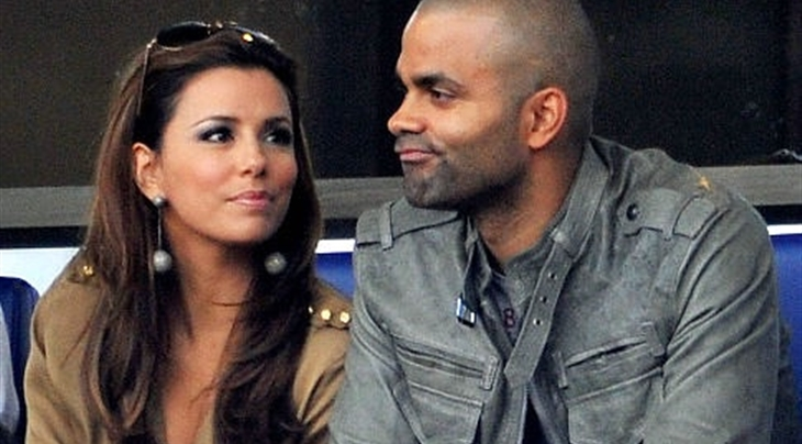 Why did eva longoria and tony parker divorce