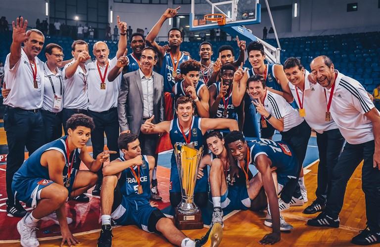 dcc0bace800b8 FIBA U16 European Championship Division A 2017 - FIBA.basketball